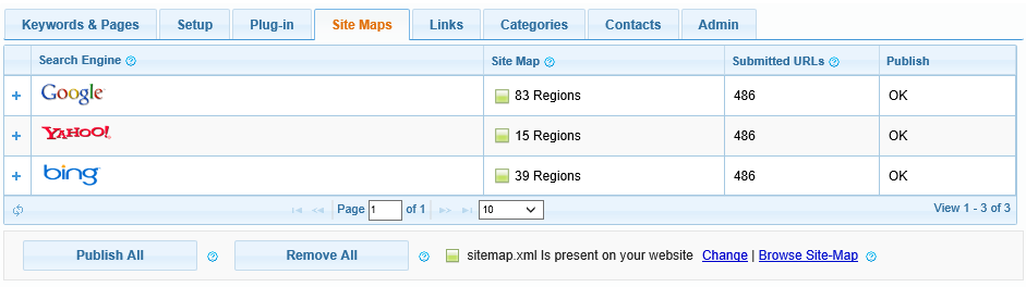 , Sitemap1, Automatic SEO, genie automatic site monitoring, free automatic seo software, automatic seo free, automatic site promotion, Best Automatic SEO solution